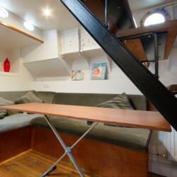 Sailing Clipper Houseboat rental Amsterdam