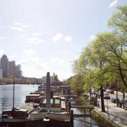 GP Amstel River houseboat rental