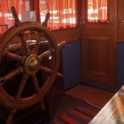 Bona Spes houseboat bed and breakfast Amsterdam