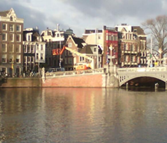 Hermitage Museum View Apartment rental amsterdam